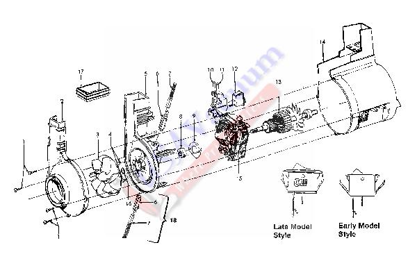 Hoover U4261 - Encore Supreme Upright Vacuum