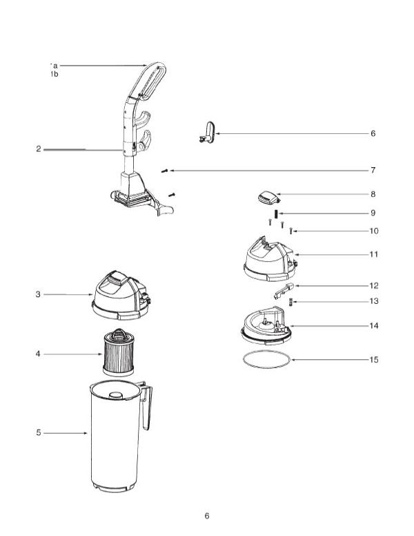 sanitaire sc5845 hepa commercial upright vacuum cleaner parts usa vacuum
