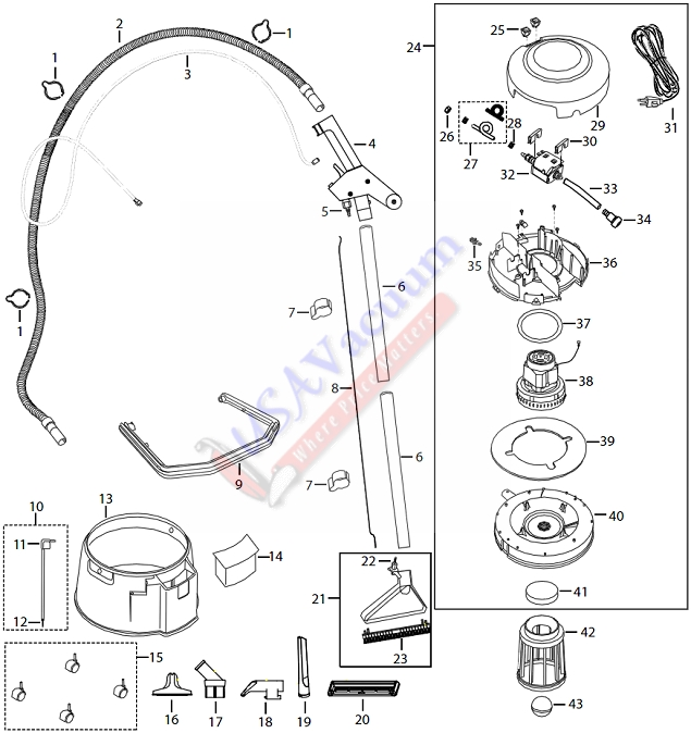 bissell 1672a big green machine carpet machine parts list u0026 schematic - Green Machine Carpet Cleaner