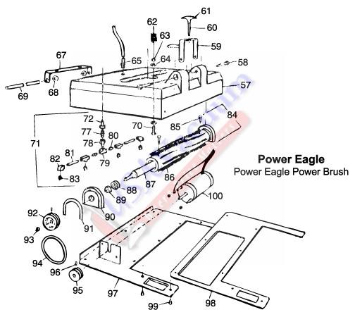 castex nobles power eagle 716