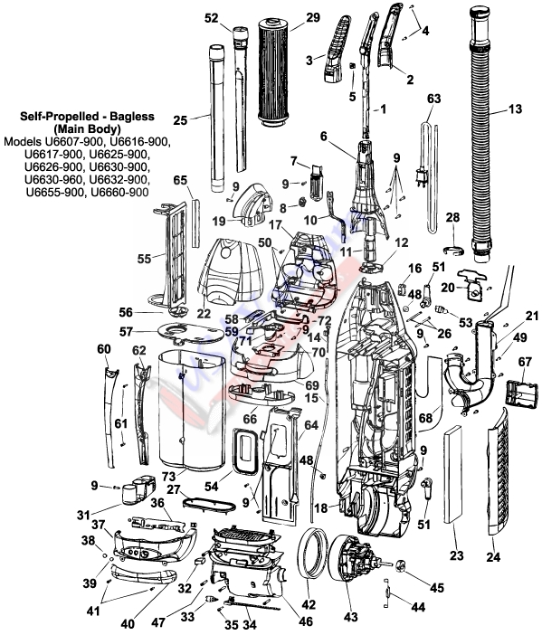volvo s40 body parts diagram