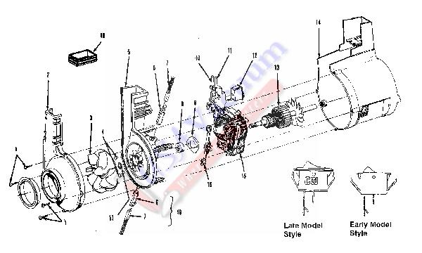 Hoover U4263 - Encore Supreme Upright Vacuum