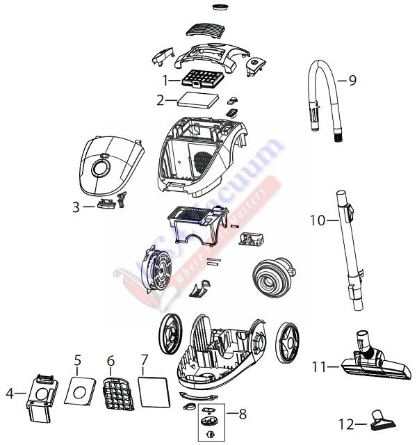 Bissell Parts Honda Eu2000i Aa Generator Jpn Vin