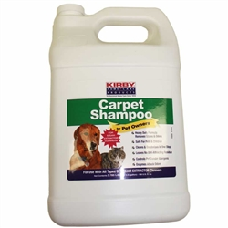 Kirby Shampoo Extraction Pet Owners Gallon