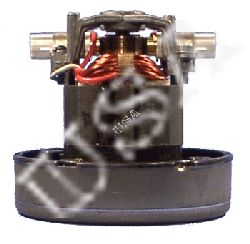 Lamb motor 1 stage 5 7 thru flow ball bearing 120v Ametek specialty motors